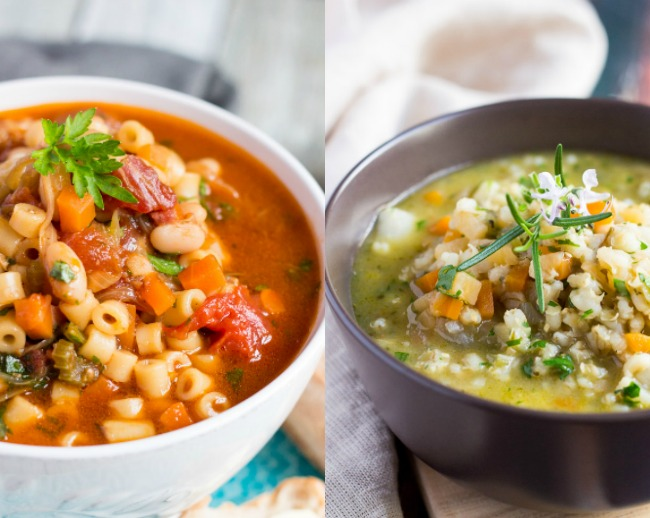 10 Easy Meals for Stress-free Weeknights. With these 10 easy recipes on hand, dinner need never be stressful again. Pasta | Soup | Slow Cooker