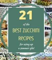 21 of the Best Zucchini Recipes for Using up a Glut