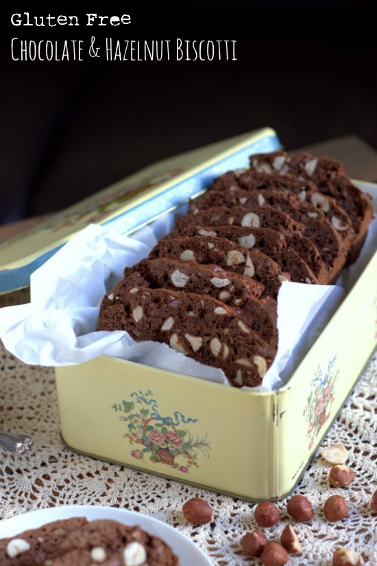 Gluten-Free Chocolate Biscotti Recipes — Dishmaps