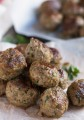 Freezer Friendly Italian Meatballs. Handy to have in the freezer for a quick meal. | thecookspyjamas.com