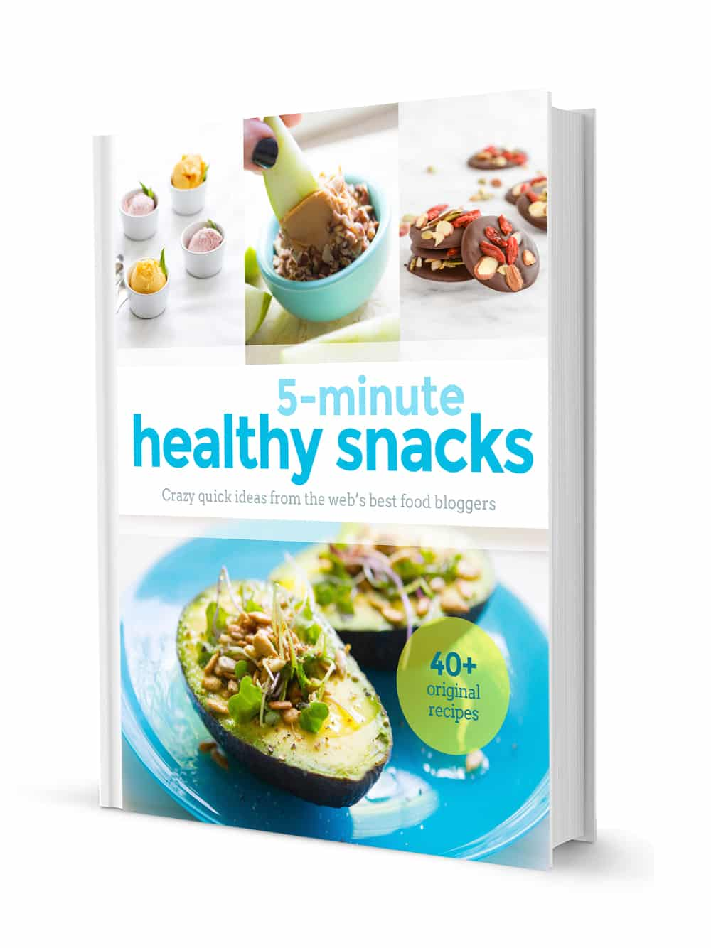 5 Minute Healthy Snacks January 2016 sidebar