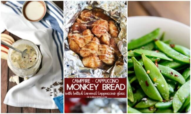 Healthy Weekly Meal Plan Week 31. A menu full of easy dinner ideas for kids.  Try pineapple chicken, root beer pulled pork burgers, or easy carne asada.  Finish off with campfire monkey bread.