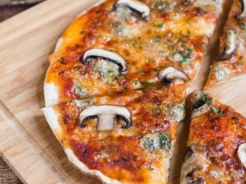 How To Make The Tastiest Stovetop Pizza