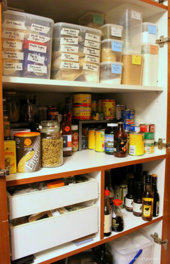 My Kitchen Pantry