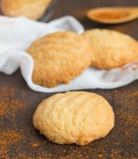 The Nana Project: Spicy Cheese Shortbread Biscuits