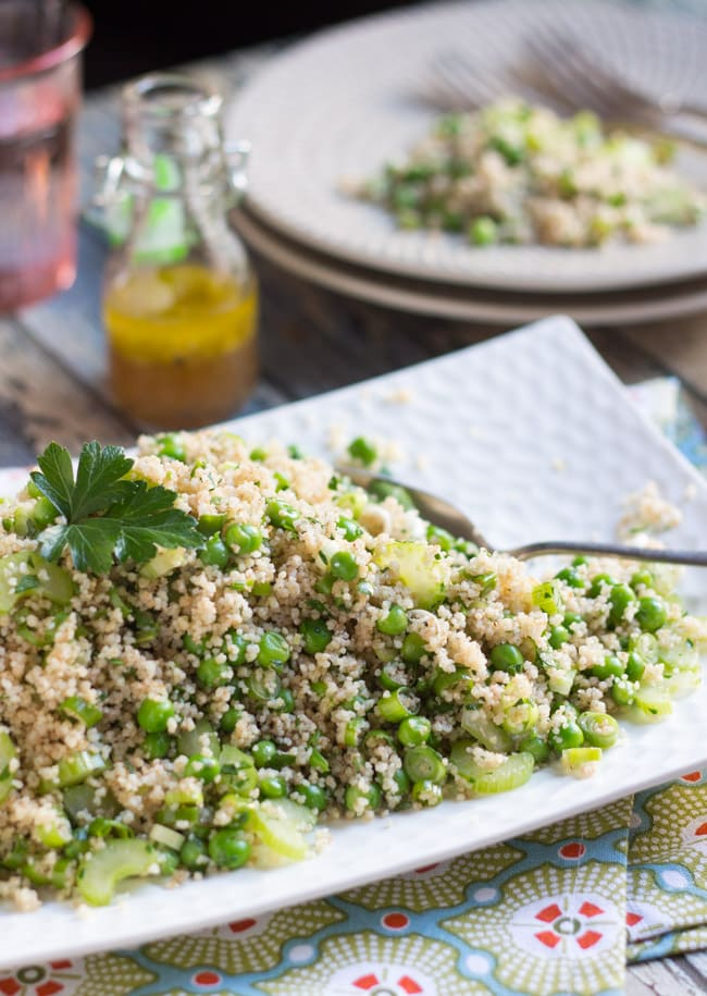 how to cook wholegrain couscous