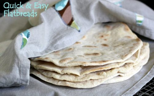 Quick & Easy Flatbreads 04