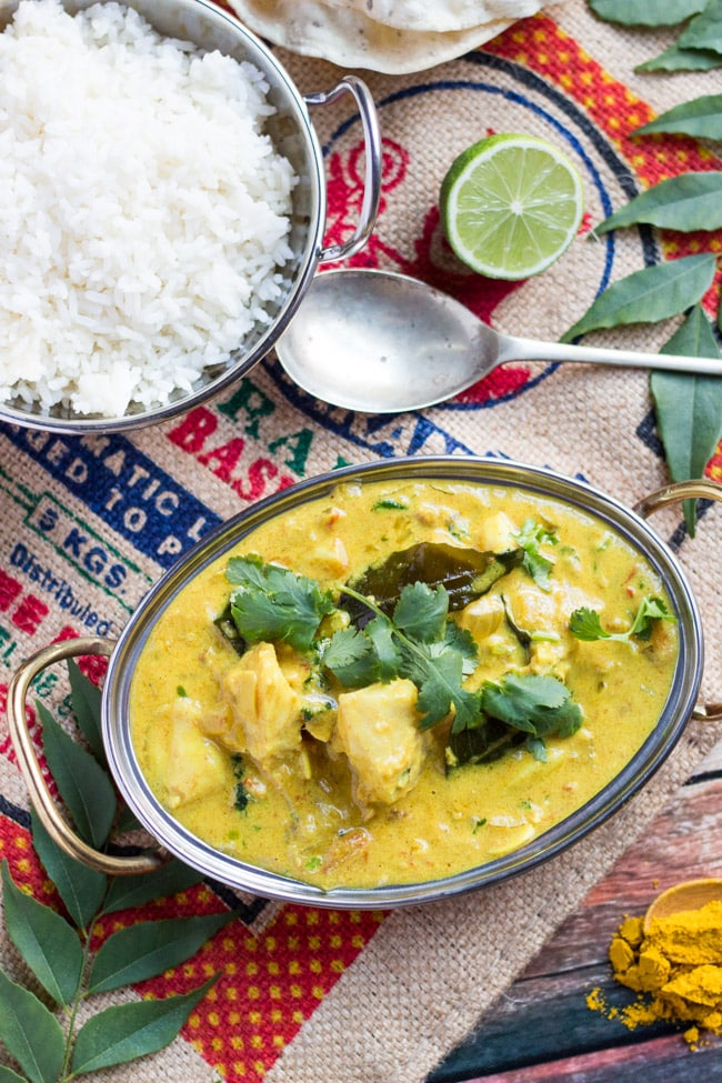 An Amazingly Delicious Quick Fish Curry. The perfect fish curry recipe for a busy night.