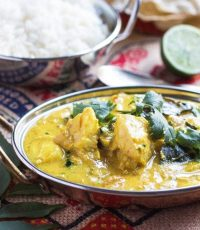 The Most Amazingly Delicious Quick Fish Curry