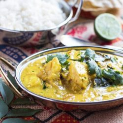 The Most Amazingly Delicious Quick Fish Curry. A simple fish curry recipe for a busy night.