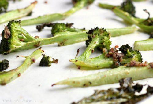 Roasted Broccoli 02