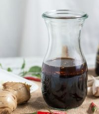 Kitchen Basics: A Simple & Useful Ginger Soy Marinade