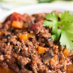 A Simple Bolognaise Sauce. With this recipe in your arsenal, a nutritious dinner is never far away.