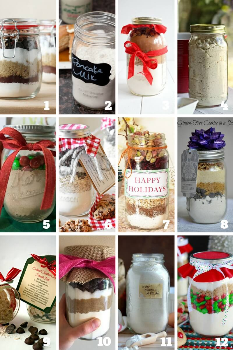 96 Homemade Christmas Food Gifts in Under 1 Hour. A bumper list, including baking mixes, fudges, truffles, nuts & even giftable cookie dough, for every food lover on your list.