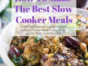 How To Make The Best Slow Cooker Meals