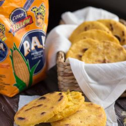 How To Make Arepas. A great gluten free alternative to bread. | thecookspyjamas.com