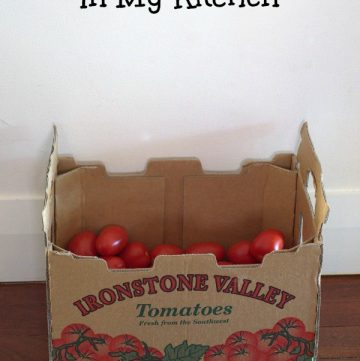 IMK Tomato box