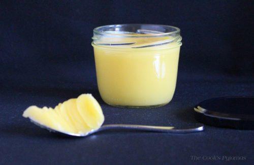 Jar of ghee
