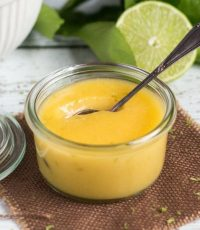 How To Make A Very Useful Lime Curd