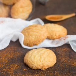 Nana's Spicy Cheese Shortbread Biscuits. Whip up this easy shortbread biscuit recipe in under 30 minutes. Great as a quick snack.
