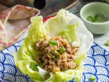 Take-out, Fake-out: San Choy Bow in Just 25 Minutes