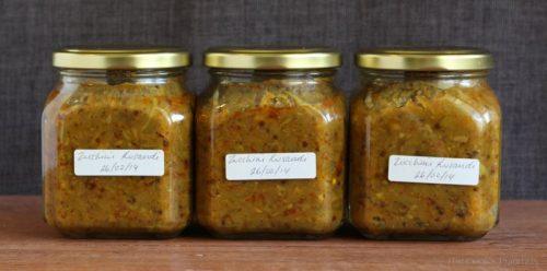 Zucchini kusandi